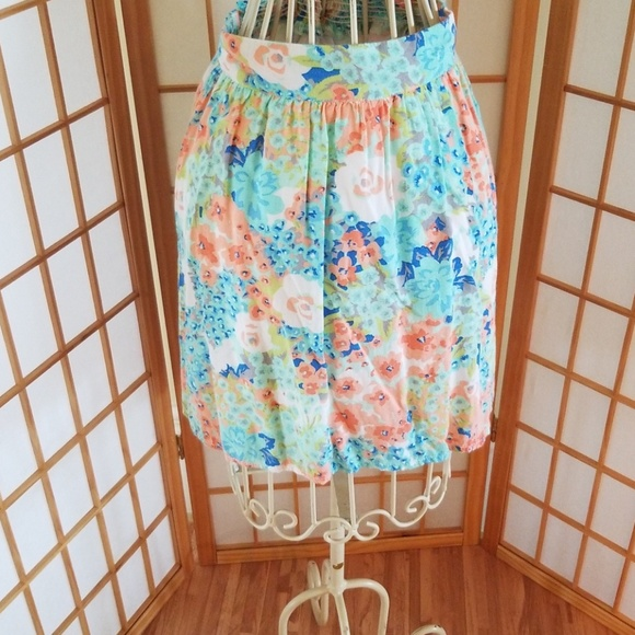 Candie's Dresses & Skirts - Candie's Summer Floral Flowy Mini Skirt